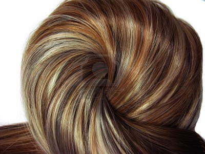 Hair Colors with Highlights